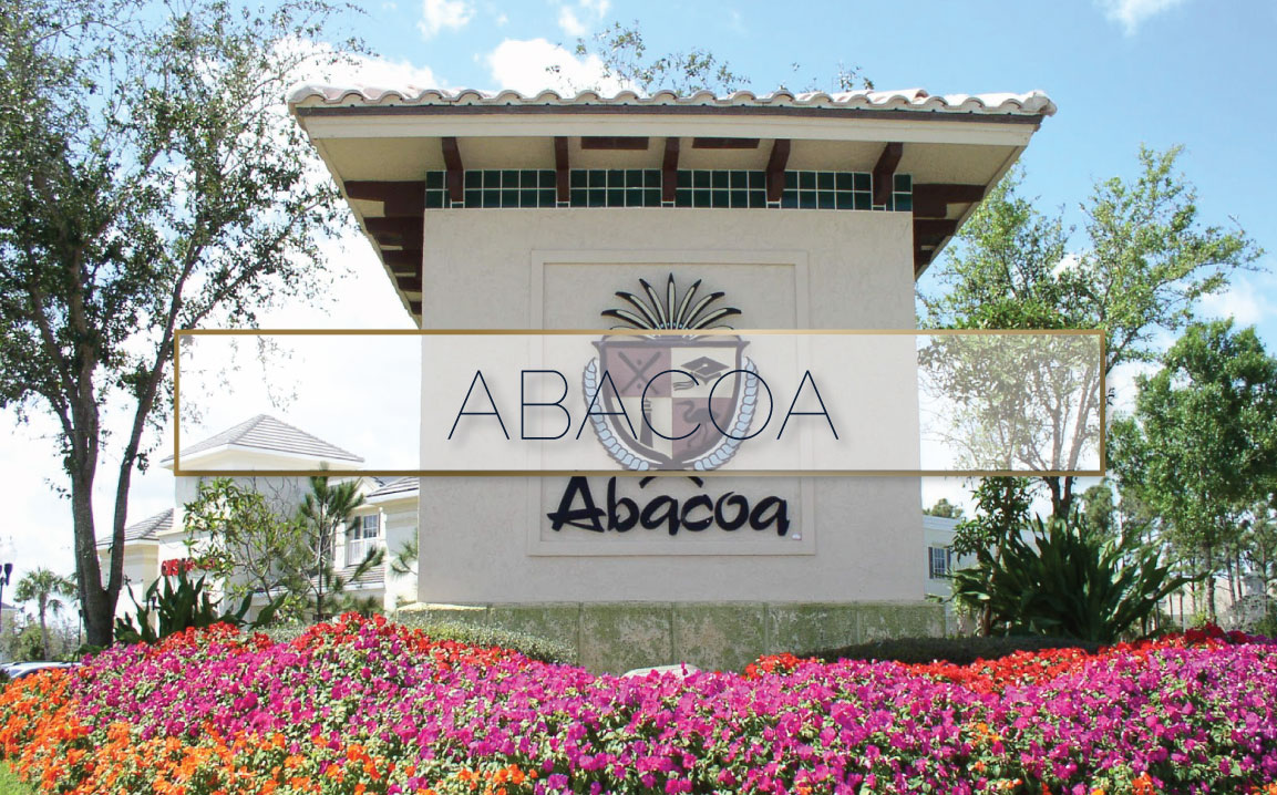 Abacoa Jupiter Homes for Sale